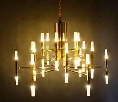 modern gold color suspension chandelier lights with ce