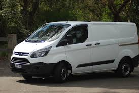 Review - 2015 Ford Transit Custom Review