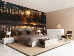 Fotobehang Slaapkamer Zwart Wit Moderne Huizen