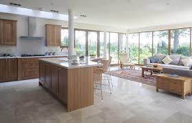 Extensions Kitchen Bespoke Handmade Kitchen Extension In Bath