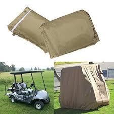 best ideas about ez go golf cart golf cart parts flymei waterproof dust prevention golf cart cover for 4 passenger ez go club car yamaha golf