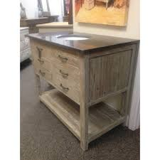 adorable country rustic bathroom vanities with distressed wooden