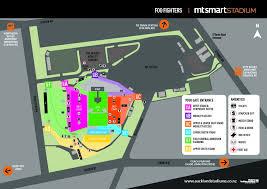 Nib Stadium Seating Plan Seating Chart