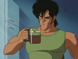 Share the best gifs now >>>. Someone Requested The Coffee Gif Anime Manga Know Your Meme