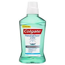 Colgate Neutrafluor 220 Fluoride Mouthwash