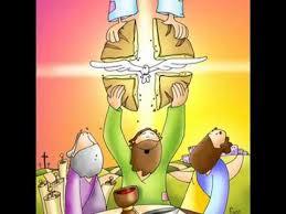 Resultado de imagen para imagenes de primera comunion para niño con jesus