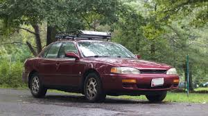 Apologize For Nothing When You Own The Best Toyota Camry Ever