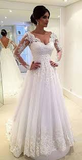 best 25 lace wedding dresses ideas