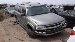 Used 2003 CHEVROLET SUBURBAN 1500 Parts Cars Trucks | Tristarparts