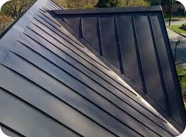 Englert Kynar Ultra Cool Low Gloss Metal Roof In Dark Bronze