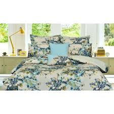 oversize duvet covers living 5 piece cotton fl duvet cover set ping great deals on living