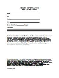 Fax Cover Sheet Samples Fax Cover Sheet Free Download Edit Fill And Print Wondershare