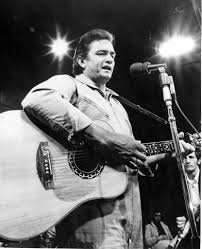 Johnny Cash The Poet In Black The New York Times