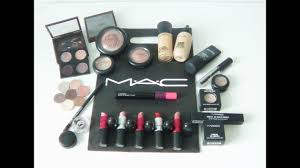 mac cosmetics favorites essentials depotting