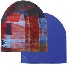 BUFF Coolmax <b>reversible</b> hat kan <b>multi</b>- blue ink (BU 111509 ...