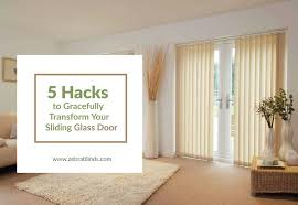 cellular shades for sliding glass doors