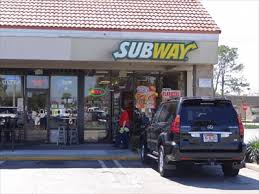subway restaurant 5692 cypress gardens