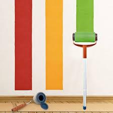 room wall decor handle paint roller brush set