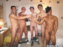 Nude gay college pics