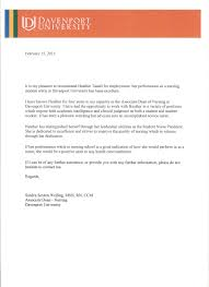 best photos of letter of recommendation nursing  nurse  nurse recommendation letter for employment