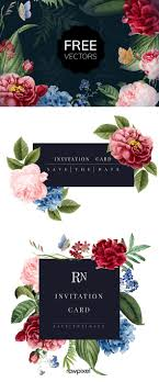 Floral Logo Design Free Download Get These Free Glamorous Floral Graphic Vector Set At