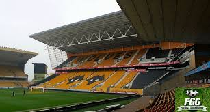 Molineux Stadium Seating Chart Molineux Wolverhampton Wanderers Fc Football Ground Guide