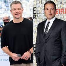 Matt Damon Wants to Write With Ben ...