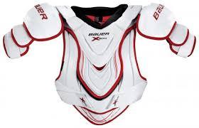 Bauer Shoulder Pad Size Chart Bauer Vapor X900 Junior Ice Hockey Shoulder Pads