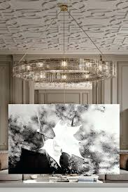 chandeliers ochre arctic pear chandelier discover the contemporary designer round crystal chandelier at juliettes