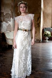 romantic vintage wedding dresses from sally lacock chic vintage