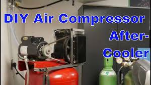 air compressor aftercooler part 1