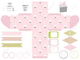 Free Bunny Pattern Template Unique Decorating