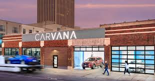 Carvana Vending Machine Dallas Inspiration Carvana Curbside Stores Offer Omnichannel Auto Shopping Experience