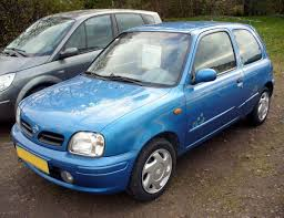 NISSAN Micra car technical data. Car specifications. Vehicle fuel ...