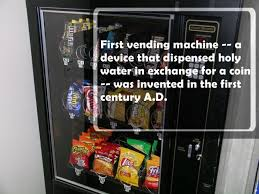 Fun Facts About Vending Machines Classy Fun Facts Gallery EBaum's World