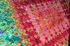 The Beyondness of Things: Blooming Nine Patch Quilt - Bright Color ... & Blooming Nine Patch Quilt - Bright Color Palette Adamdwight.com