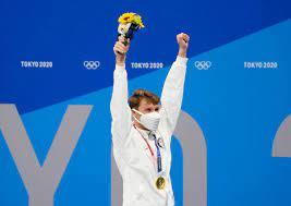 Olympics: Bobby Finke Does it Again to ...