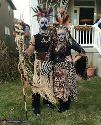 voodoo witch doctor costume diy clublilobal com