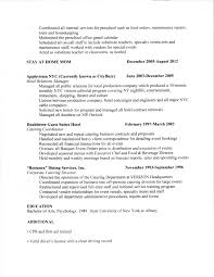 Ideas Of Guest Relations Executive Cover Letter In Arborist Resume