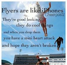 Cheerleading Quotes Unique Cheerleading Flyer Quotes Best 48 Cheer Quotes Ideas On Pinterest