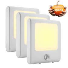 Sensor Night Light Plug In Harmonic Night Light Plug In Dusk To Dawn Sensor Led Night Lights With 3 Modes Brightness Adjustable Warm Dimmable Motion Sensor Night Lights For