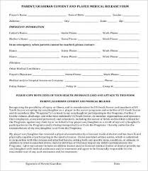 Medical Forms Templates Medical Form 10 Free Word Pdf Documents Download Free