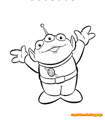 Small Picture Alien Coloring Pages free Printable Coloring Page
