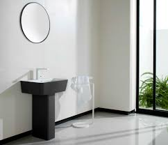 Porcelanosa Bathroom Accessories Krions Pureness Reaches Bathrooms With The Modul Series By
