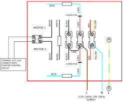 wiring diagram for single phase motor capacitor start 3 phase wiring diagram homes wiring diagram