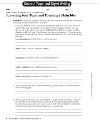 Example Of Complete Research Paper Samples Survey Pdf Thesis Writing