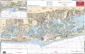 Shinnecock Bay Nautical Chart East Rockaway Inlet To Shinnecock Inlet Nautical Chart