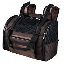 <b>Рюкзак</b>-<b>переноска Trixie Shiva</b> Backpack до 8 кг бежево ...