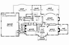 unique house plans for a 2 story home