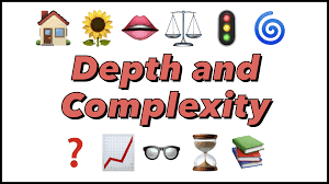 Depth Of Knowledge Chart Pdf Depth And Complexity Everything You Need To Know